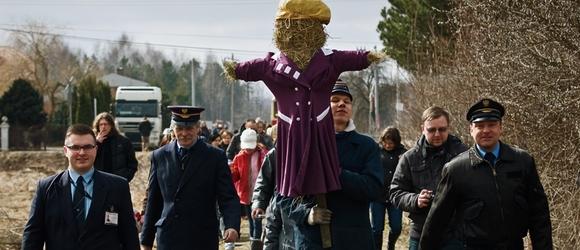 Topienie Marzanny z Koleją Wąskotorową