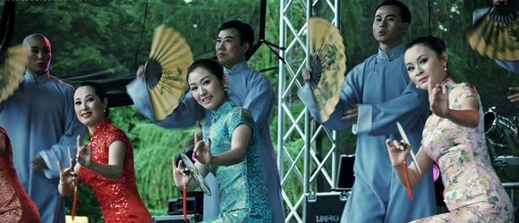 Teatr z Chin i Brathanki na Pikniku Rodzinnym