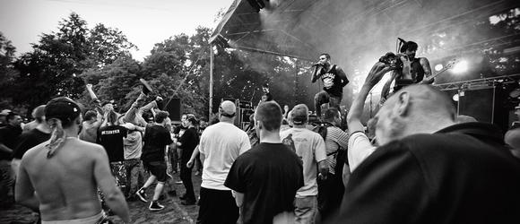 Festiwal Open HardCore Fest Piaseczno 2011
