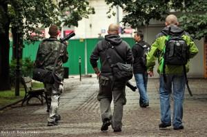 Zdjęcie ze spaceru fotograficznego w Warszawie