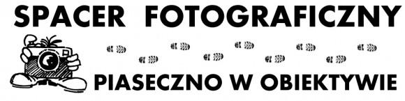 Piaseczno w obiektywie - spacer fotograficzny w Piasecznie - logo
