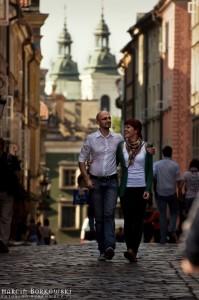 ...magiczne uliczki Starego Miasta