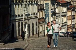 Wspólne zwiedzanie Starego Miasta