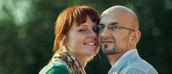 Monika i Michał na Starówce w Warszawie