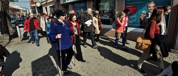 Spacer z przewodnikiem po starówce Piaseczno