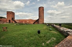 Zamek w Czersku