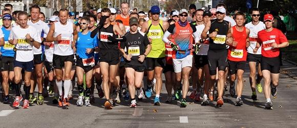 Zdjęcia z 34. Maratonu Warszawskiego