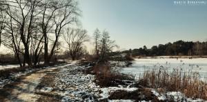 Zimowe zdjęcie Górek Szymona