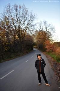 w drodze do Żabieńca